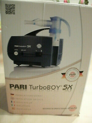 Pari Turbo Boy SX Typ 85 Inhalationsgerät