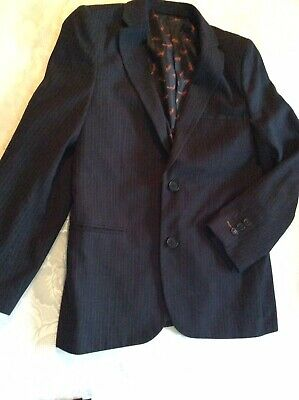 Worn Once M&S Autograph Boys M&S Fully Lined Jacket Age 11-12 Years