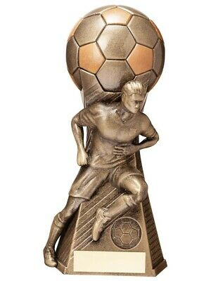 FIELD HOCKEY BALL 3D HEAVYWEIGHT TALL TROPHY *FREE LOGO /& ENGRAVING* 3 SIZES