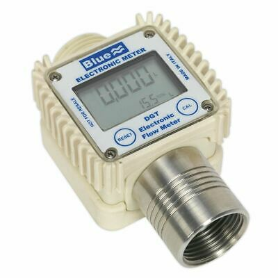 Sealey ADB02 Digital Flow Meter - AdBlue®