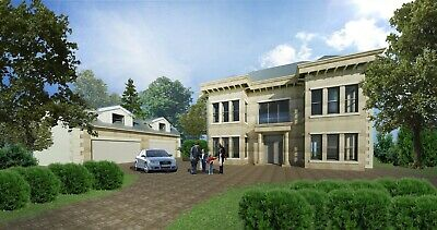 Land For Sale With Planning Permission To Build A Bespoke Villa. Building Plot.