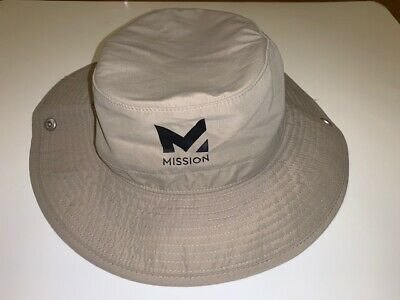 Mission hydro active cooling hat kahki
