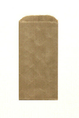 *Closeout Price* 5 x 10 Reinforced Paper Shipping Bag with Peal & Seal Closure
