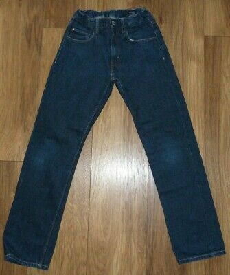 Dark blue jeans age 11-12 years jeans H&M jeans 11-12 H&M age 11/12 jeans