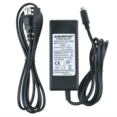 4-Pin AC//DC Adapter for Acomdata HD160U2FE-72 HD160U2E5-72 HD160U2ES-72 HDD HD