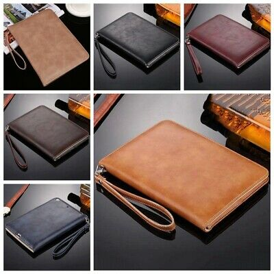 Luxury Faux Leather Smart Case Cover for iPad 9.7 10.5 11 12.9 inch Pro 2018