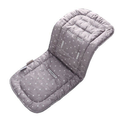 Cotton Stroller Cushion Mat Liner High Chair Stroller Pad Protector Cross1,