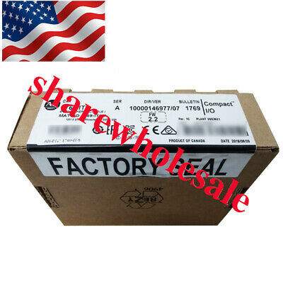 Allen-Bradley 1769-IT6 COMPACTLOGIX 6 PT THERMOCOUPLE MODULE USA FAST SHIPPING