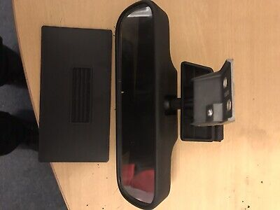 Fiat Coupe Rear View Mirror