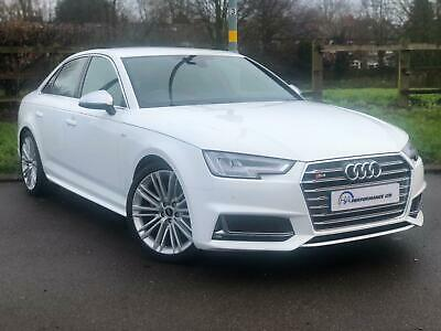 17 Reg Audi S4 3.0 TFSI ( 354ps ) Tiptronic quattro HPI CLEAR LOW MILES PX