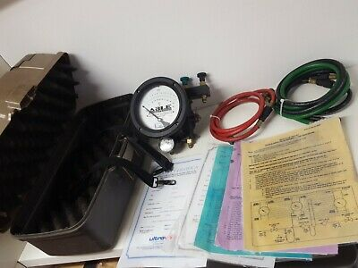 Back flow Test Kit Able Instruments and Controls 845-3 Valves
