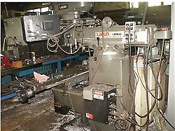 Lagun FTV-2  CNC Vertical Mill with ProtoTrak A.G.E. 2