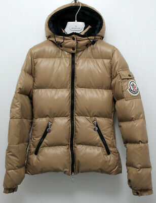 VINTAGE & Authentic Moncler Real Down Women's Puffa Jacket Size 1 UK 10 US Small
