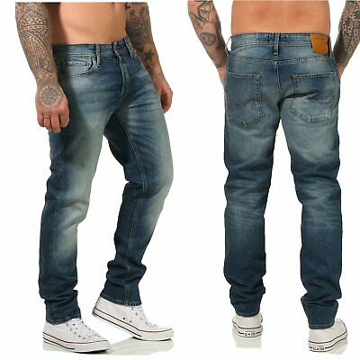 JACK & JONES Herren JEANS Mike ORIGINAL GE 616 Hose Comfort Fit