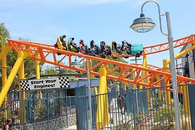 2 tickets Adventure City FREE SHIPPING