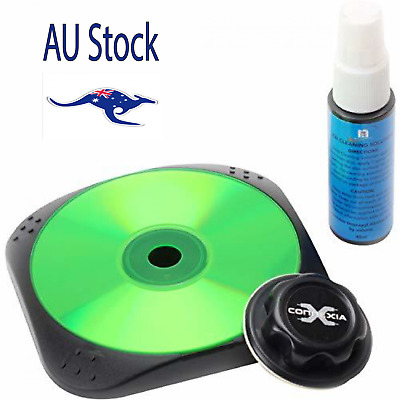 CONNEXIA Wet Disc Cleaner 55555 For Blu-Ray / DVD / CD AU Stock