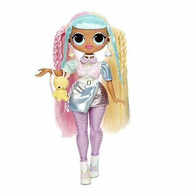 Authentic LOL Surprise CANDYLICIOUS OMG Fashion Doll Series 2 Set 1 In Hand