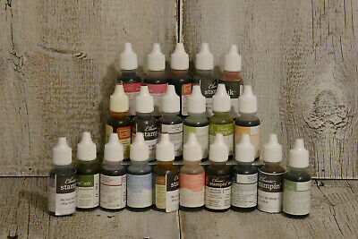 Stampin' Up! Pad Refill Ink Bottle * Reinkers * You Choose