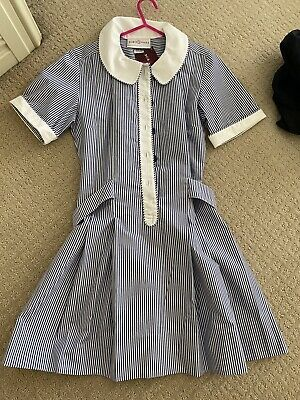 Fintona Summer Dress Uniform Size:10 Brand New Whit Tag