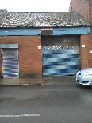 Freehold commercial Garage for sale Sunderland SR2  workshop or storage