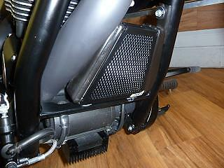 Victory Kingpin Neess Gunner Oil Cooler Guard