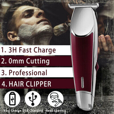 Salon Barber Hair Clipper Trimmer Cordless Corded Hair Styling Tool Cutter