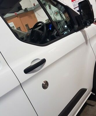 Van RepLock Ford Custom Hikey Supplied and Fitted Ford Transit Custom anti thief