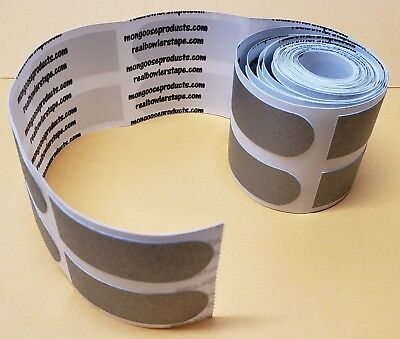 Real Bowlers Tape Silver Pack of 36-3//4 Inch