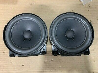 2008-2012 Acura RL Pair of Bose Speakers 39120-SJA-A02