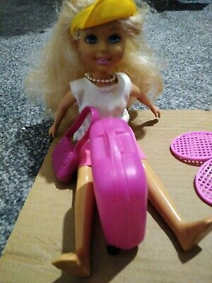 Barbie Style Resort Holiday Fun Summer Swimsuit Doll 2000 Mattel, clothes, sport