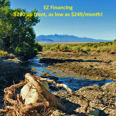 40 Acre Humboldt County Nw Nevada Ranch Off Grid Seasonal Stream Gold Country