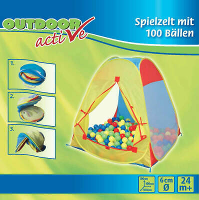 Outdoor active Indianerzelt, 120 x 120 x 150 cm |