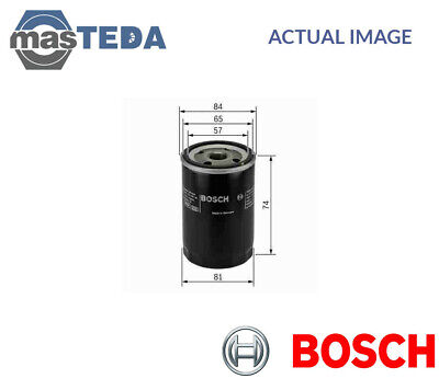 Bosch Engine Oil Filter 0 986 452 016 I New Oe Replacement