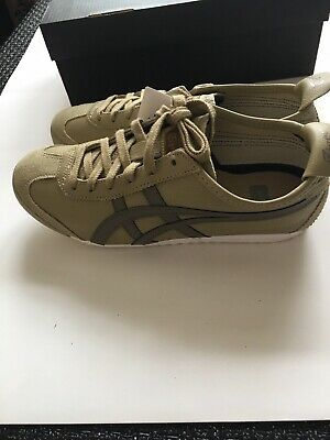 Onitsuka Tiger Womens Serrano Gray Running Shoes Size 6.5 US / 39.5 EURO.