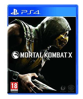 Mortal Kombat X (PS4), Very Good PlayStation 4, PlayStation4 Video Games