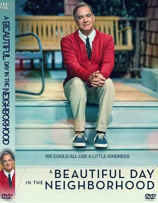 A Beautiful Day In The Neighborhood (DVD 2019 2020) NEW USA SELLER