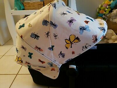Bugaboo donkey limited edition butterfly hoodQuick Sale, REDUCED TO $50.