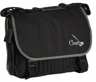 Creativo Art Messenger Bags for Sheets Pads Palettes Brushes Pens