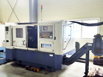 Hwacheon Hi-Tech 200A CNC Turning Center [#F]