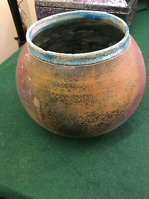 Sung Dynasty Chinese Part Glazed Pottery Vessels Marked