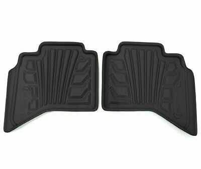 Lund 383404-B Catch-It Vinyl Black Rear Seat Floor Mat