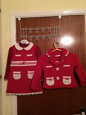 Stunning Butterscotch London Three Piece Outfit Aged 3 Years.  Immaculate Cond
