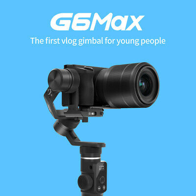 FeiyuTech G6 Max 3-Axis Handheld Gimbal Stabilizer for ILDC Camera Smartpho V4D4
