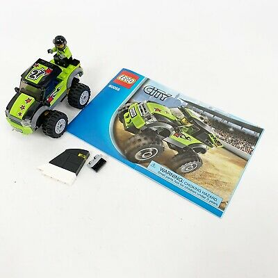 LEGO City 60055 Monster Truck With Instruction Manual Mini Figure