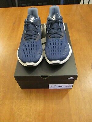 Mens Adidas Alphabounce + Running Shoes, 9M, Navy Blue, New in the Box