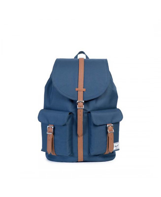 Herschel Zaino  Dawson Classics 20,5l Navy/tan Synthetic Leather