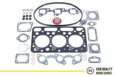 Full Gasket Set with Head Gasket For Kubota, Bobcat, 15301-03310, D1302, 3D82