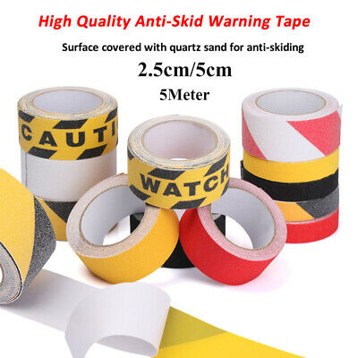 Garage Hazard Warning Strips Barrier Remind Danger Caution Sticker Marking Tape