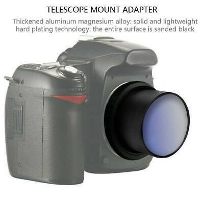 2inch to T2 M42*0.75 Thread Telescope Eyepiece Camera Accessories Mount Adapter