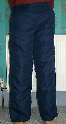 Lonsdale Boys Lined Shell Bottoms Age 11 - 12